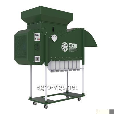 Grain separator ISM-5, high-quality grain cleaning