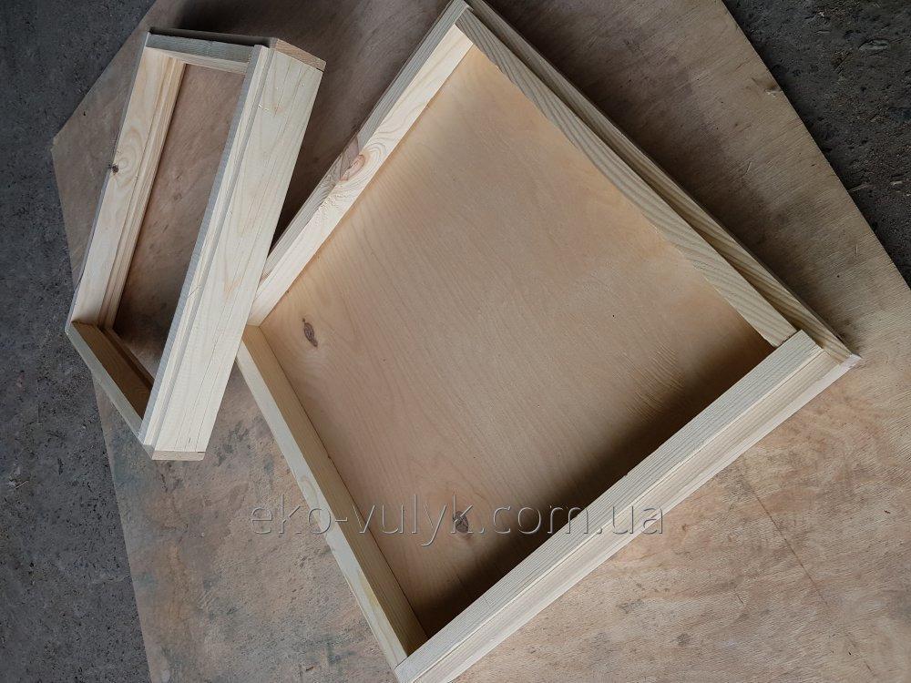 Frames for beehives