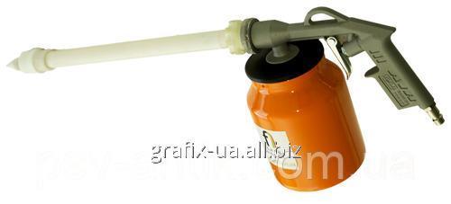 Купить Распылитель для порошковой краски. оборудование для порошковой покраски. трибостатический распылитель