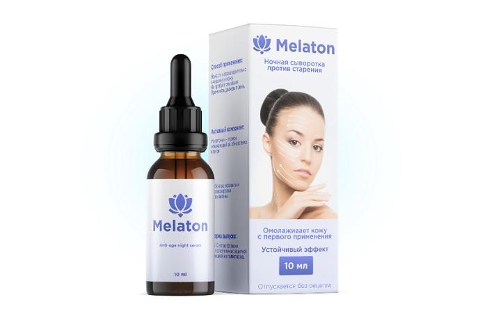 Купить Сыворотка от морщин и против старения Melaton (Мелатон)