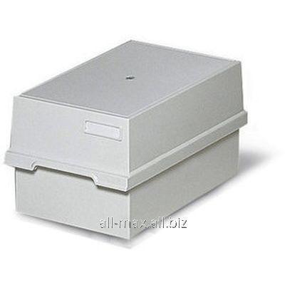 Купить Картотека Multiform 05154040 А4 формата с крышкой