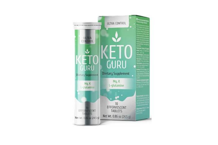 Капсулы для похудения Keto Guru (Кето Гуру)