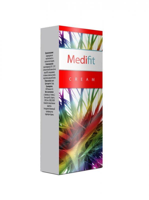 Medifit (Medifit) - egy sor köröm gomba