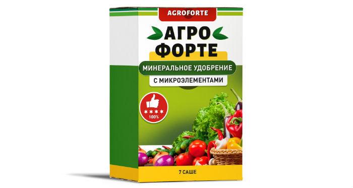 Купить Агрофорте – натуральный стимулятор роста растений