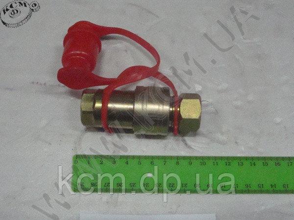 Муфта розривна к-кт (М22*1,5, червона) КСМ