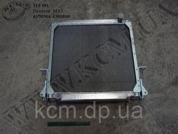 Радіатор 437030А-1301010 ШААЗ