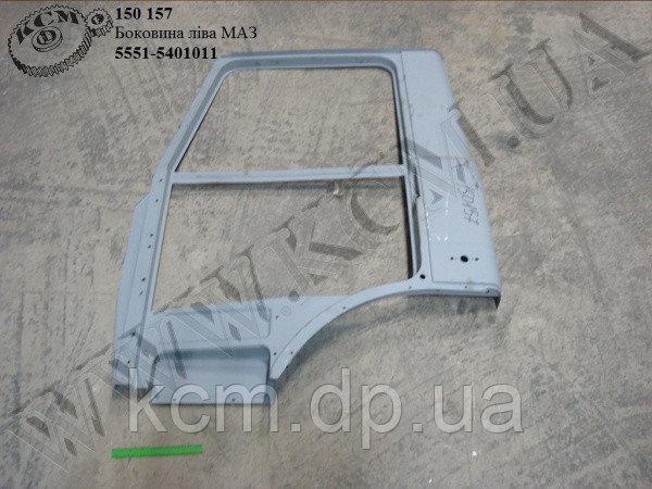 Боковина кабіни лів. 5551-5401011 МАЗ, арт. 5551-5401011