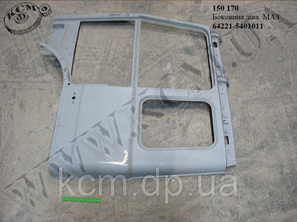 Боковина кабіни лів. 64221-5401011 МАЗ
