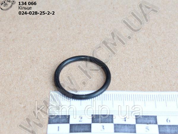 Кільце ущільнювальне 024-028-25-2-2, арт. 024-028-25-2-2