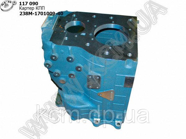Картер КПП 238М-1701009-40 ЯМЗ, арт. 238М-1701009-40