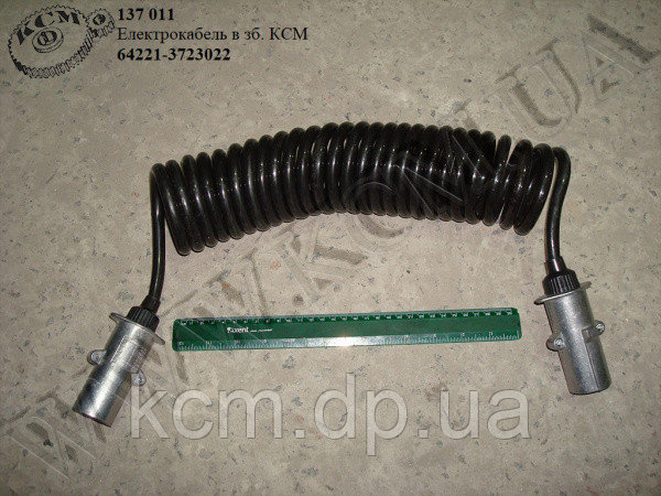 Електрокабель в зб. 64221-3723022 (L=6,0 м) КСМ, арт. 64221-3723022