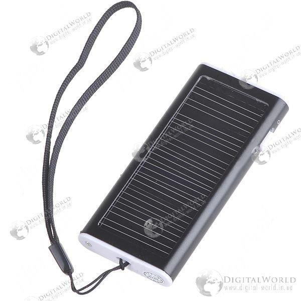 Купить Зарядное устройство на солнечных батареях для мобильного телефона, MP3 плеера, КПК, IPod