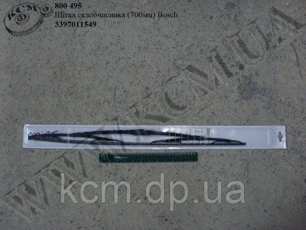 Щітка склоочисника 3397011549 (700мм) Bosch