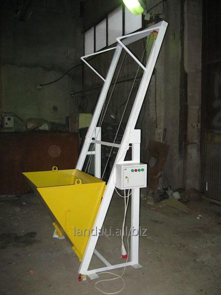 Buy Skip hoist, skip ladle belt conveyor, skip