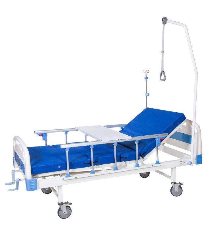 Кровать механическая четырехсекционная Биомед HBM-2M