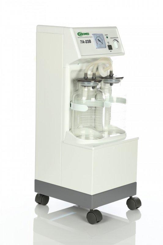 Отсасыватель медицинский, электрический отсасыватель 9А-26В Биомед