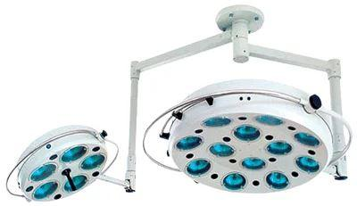 Светильник ZMD-II семнадцатирефлекторный потолочный (два блока, 12+5) Биомед