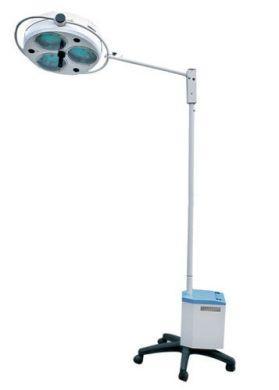 Светильник передвижной L2000-3E трехрефлекторный (аварийное питание) Биомед