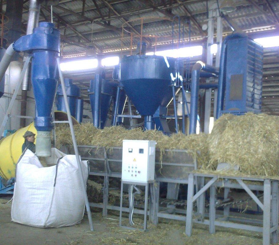 Производство пеллет из опилок в домашних условиях