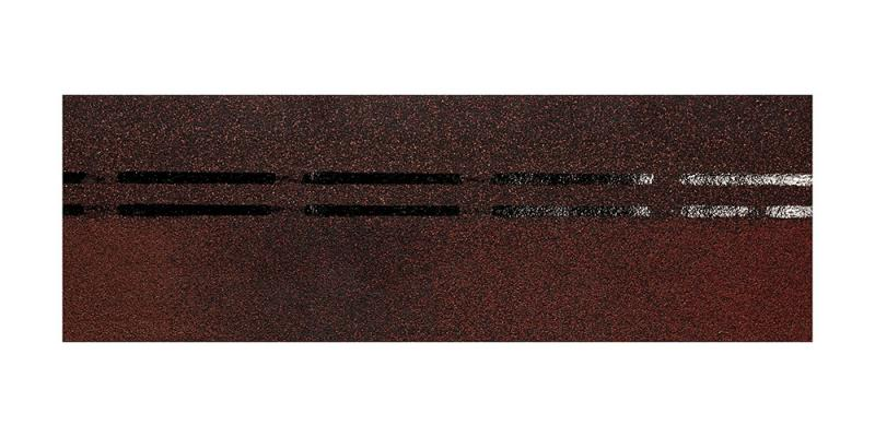 Купить Карнизно-коньковая черепица Паприка, код: 2119