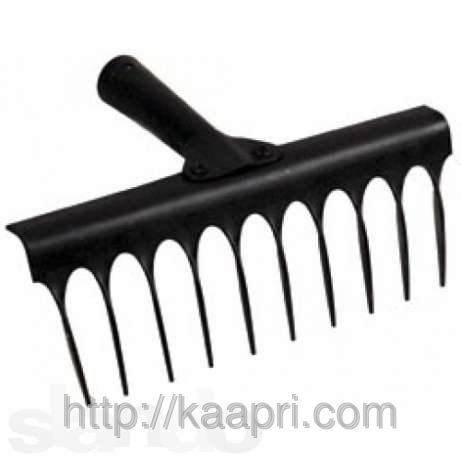 Купить Грабли садовые штырьевые и витые 10, 12 зубов № 2