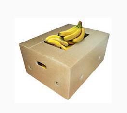 Купить Ящики тарные банановые из гофрокартона.