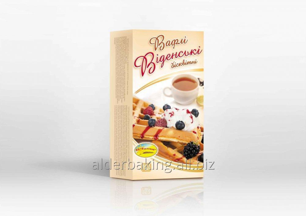 Buy Viennese waffles biscuit 110 g