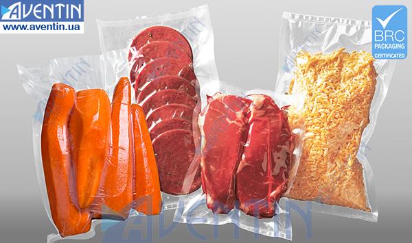 Купить  Вакуумные пакеты 160х350 мм 70мкм (с НДС, 1000шт/в упаковке) материал PA/РЕ