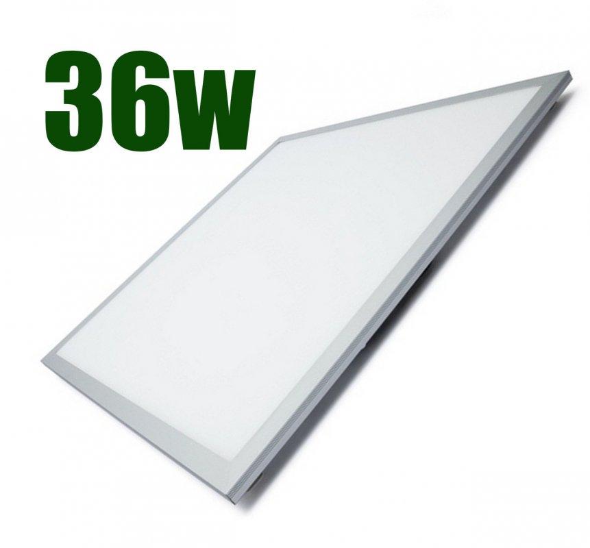 Светодиодная панель LED PANEL LEDSTAR 36W 4000K 595*595*9mm Ledex