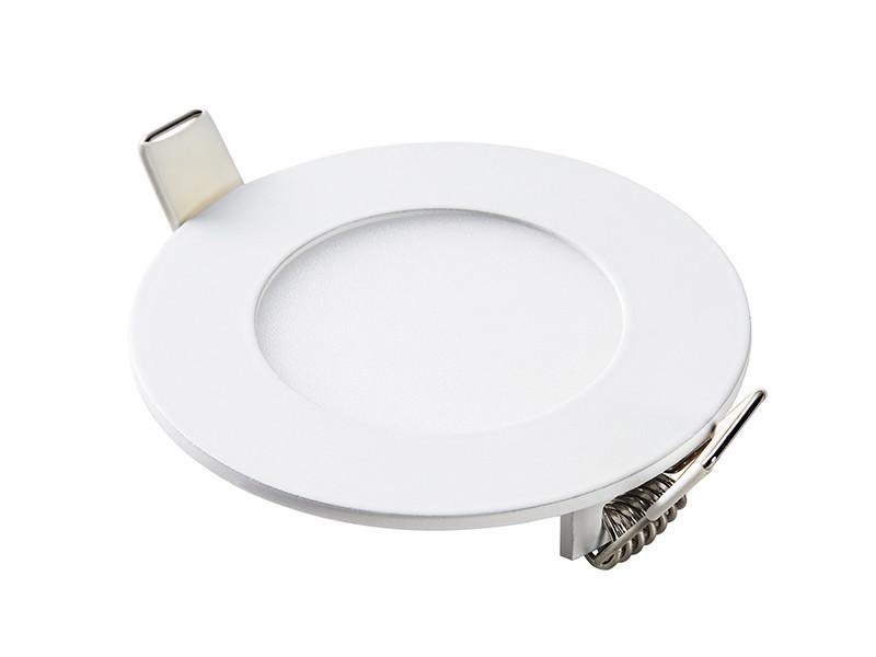 Світлодіодна панель кругла-3Вт (Ø85/Ø72) 4200K, 240 люмен LEZARD