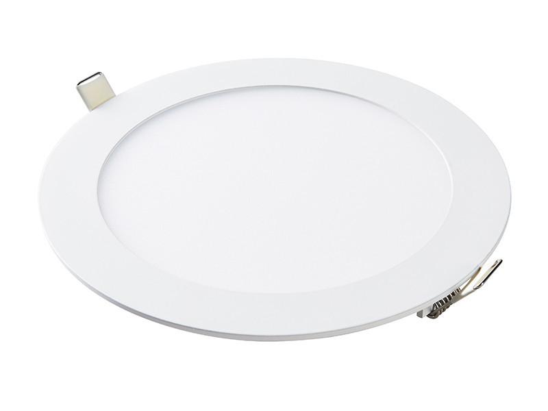 Світлодіодна панель кругла-12Вт (Ø174/Ø158) 4200K, 950 люмен LEZARD