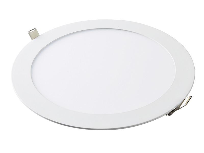 Світлодіодна панель кругла-18Вт (Ø225/Ø205) 4200K, 1440 люмен LEZARD