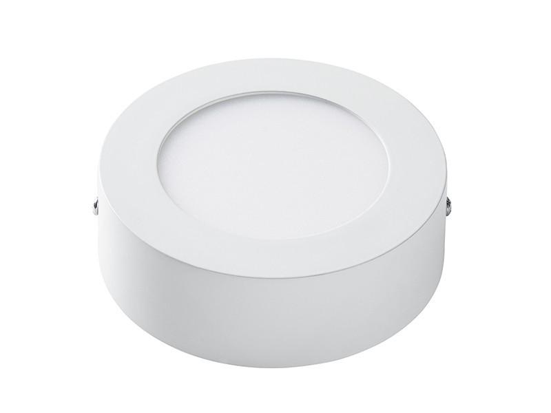 Світлодіодна панель кругла-6Вт накладна (Ø120) 4200K, 470 люмен LEZARD