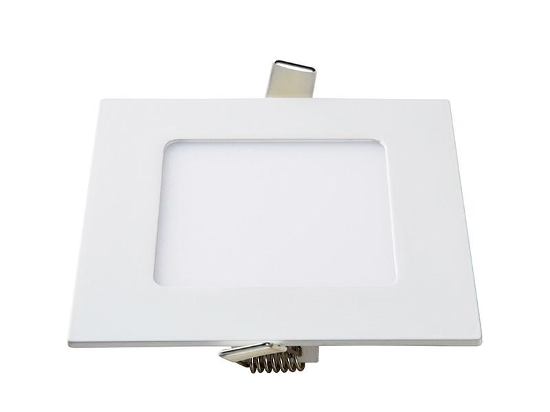 Світлодіодна панель квадратна-6Вт (120x120) 4200K, 470 люмен LEZARD