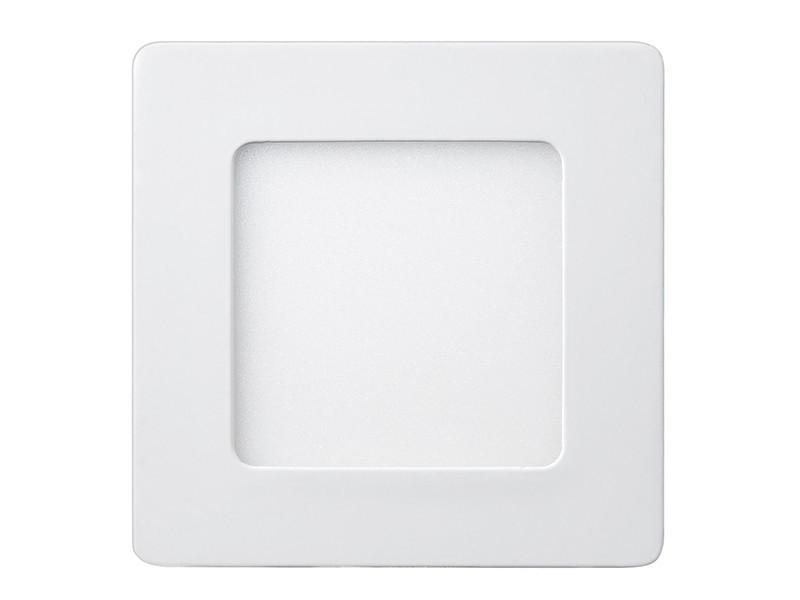 Світлодіодна панель квадратна-6Вт накладна (120x120) 6400K, 470 люмен LEZARD
