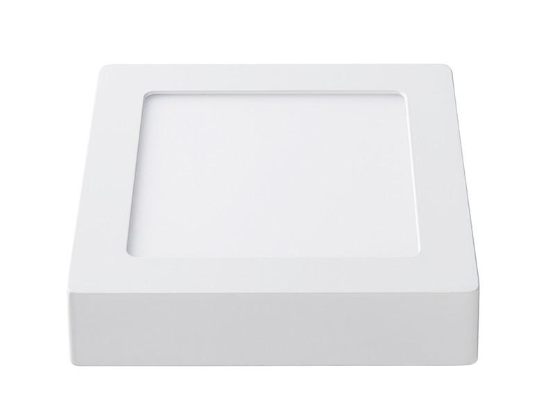 Світлодіодна панель квадратна-12Вт накладна (174x174) 6400K, 950 люмен LEZARD