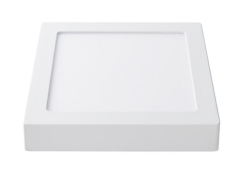 Світлодіодна панель квадратна-18Вт накладна (225x225) 6400K, 1440 люмен LEZARD
