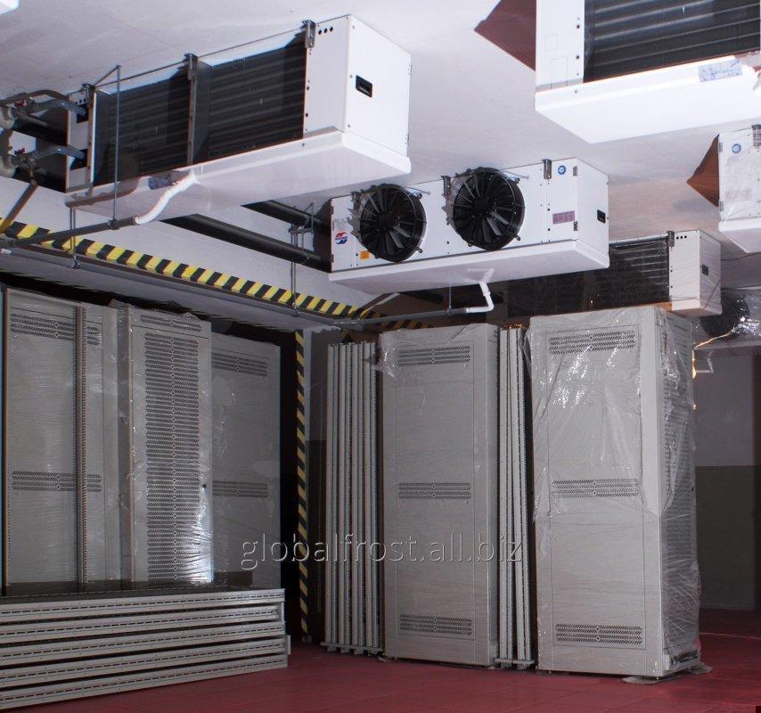 Купить Системы охлаждения дата-центров, кондиционеры серверные