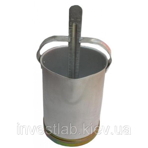 Молокомер 10 литров (алюминий)