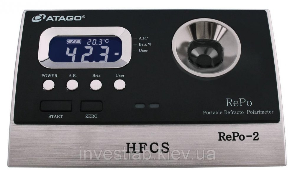 ATAGO рефрактополяриметр RePo-2