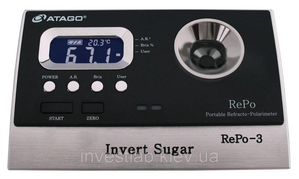 ATAGO рефрактополяриметр RePo-3