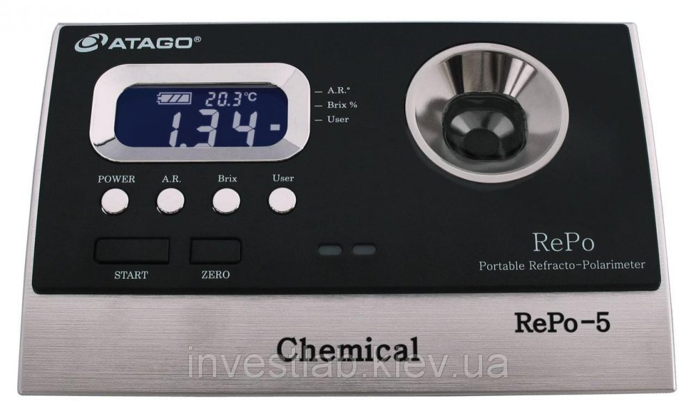 ATAGO рефрактополяриметр RePo-5