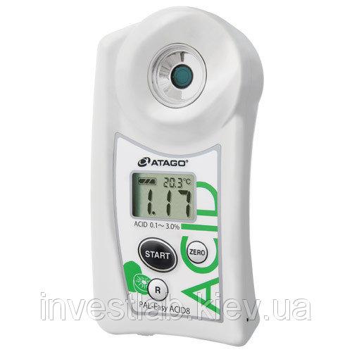 Купить Измеритель кислотности киви PAL-Easy ACID 8 Master Kit