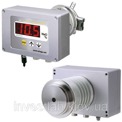 ATAGO проточный рефрактометр CM-800 alpha-SW