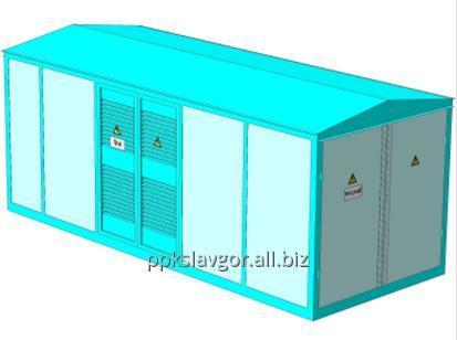 Купить КТПГС 160 Трансформаторная подстанция городских сетей