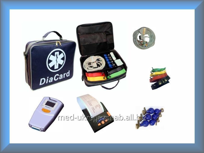 Комплект для мобильного интернет-телемониторинга Paramedic / Printer