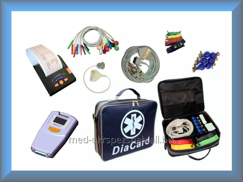Комплект для мобильного интернет-телемониторинга Paramedic / Monitor / Holter / Printer