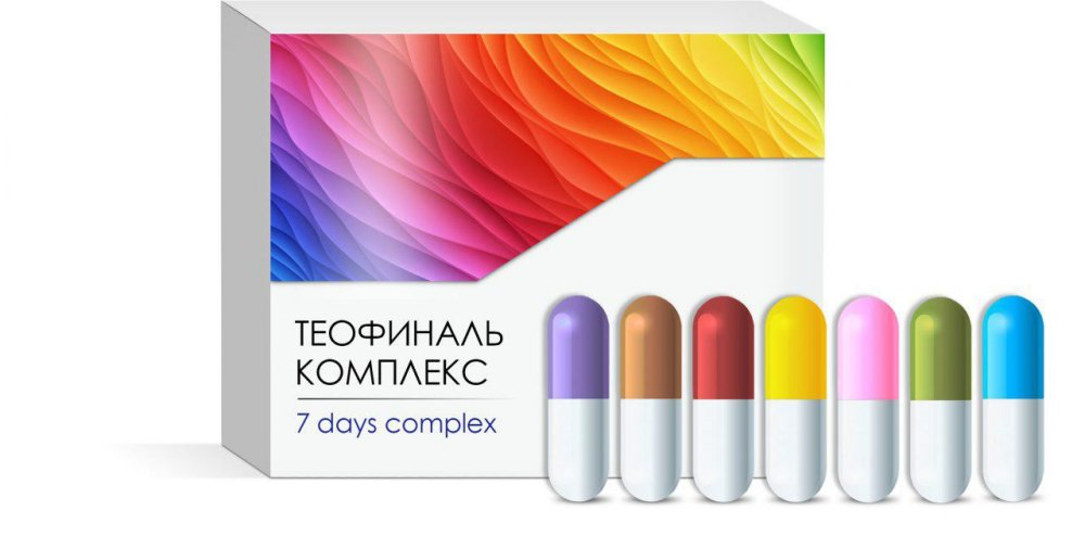 Купити Теофіналь - комплекс для суглобів