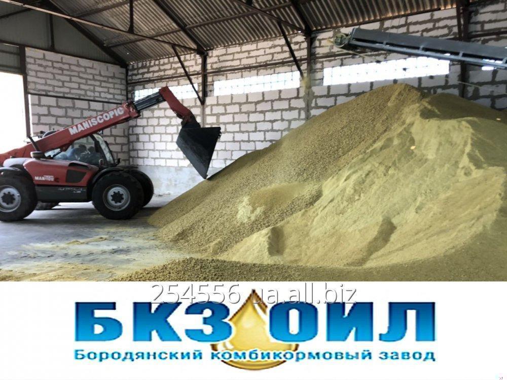 Купить Соевый Жмых (Макуха, Шрот) с НДС, протеин 44-46%