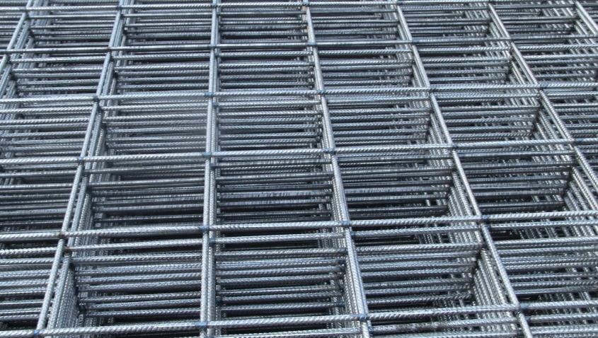 Buy The grid is welded intaking
